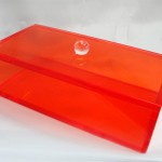 Acryglas box 'Soft'
