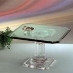 Acrylic Side Table 'Acropoli'