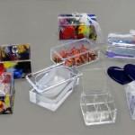 plexiglass boxes
