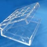 plexiglas box 'Conchiglia'