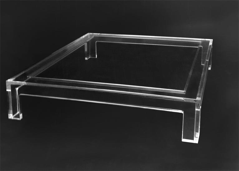 Tavolini Soggiorno Plexiglass.Tavoli Da Salotto Poliedrica S R L