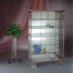 Display Cabinet in plexiglas 'Petrarca'