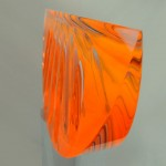 Acrylic Sculpture'The Slice'