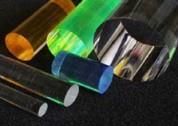 acrylic round rods