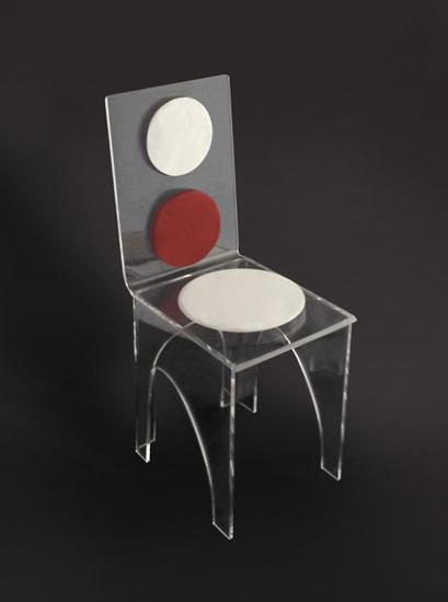Sedie in plexiglass poliedrica s r l arredamento e for Arredamento in plexiglass