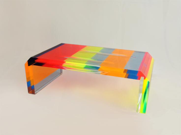Tavoli poliedrica s r l arredamento e lavorazione for Plexiglass arredamento