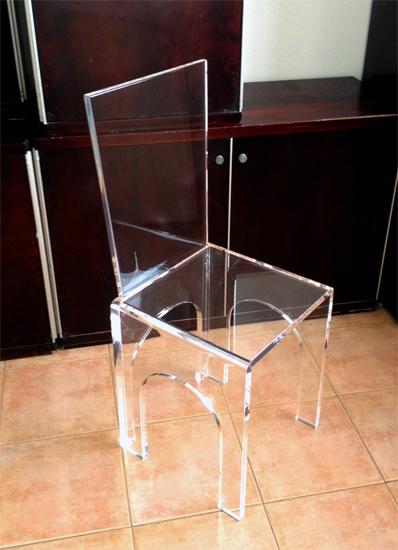 sedie in plexiglas poliedrica s r l arredamento e