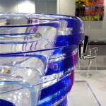 Plexiglas bath tub-Poliedrica- Salone del Mobile-2013 detail
