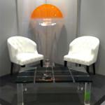 Poliedrica acrylic works Salone del Mobile 2013