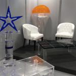 Poliedrica plexiglas Salone del Mobile 2013