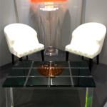Poliedrica plexiglass Salone del Mobile 2013