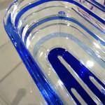 perspex bath tub Salone del Mobile 2013