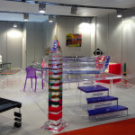 plexiglass Interior design Poliedrica I Saloni 2013