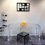 Arredamento Plexiglas Poliedrica I saloni 2014