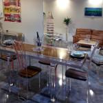 Meubles en altuglas Salone Milano 2014
