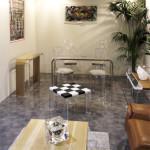 acrylic furniture Poliedrica I Saloni 2014