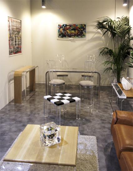 I saloni milano 2014 poliedrica s r l arredamento e for Plexiglass arredamento