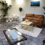 lucite furniture Poliedrica I saloni 2014