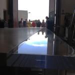 lavorazione tavolo plexiglass e legno1.